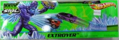 Pista Max Stell Extroyer